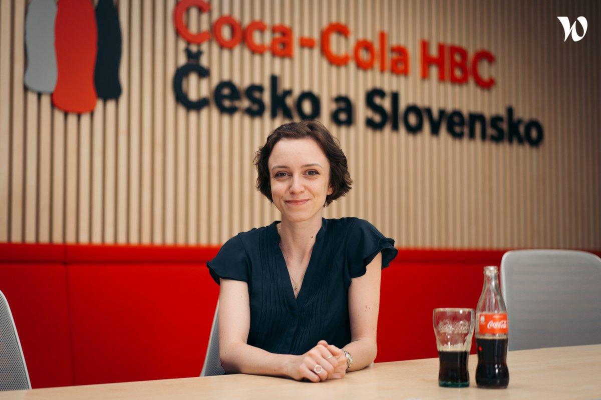 Ivana, Commercial Management Trainee - Coca-Cola HBC Česko a Slovensko
