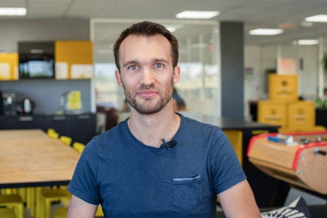 Rencontrez Maxime, Développeur - CodinGame