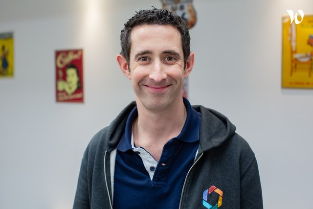 Rencontrez Maxime, Co Founder - Tiime