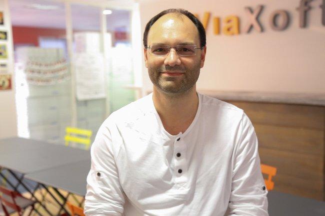Rencontrez Yannick, Product Owner - Viaxoft