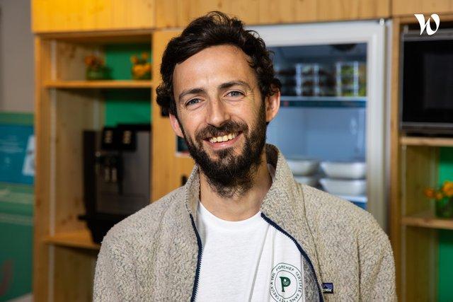 Rencontrez François, co fondateur - Popchef