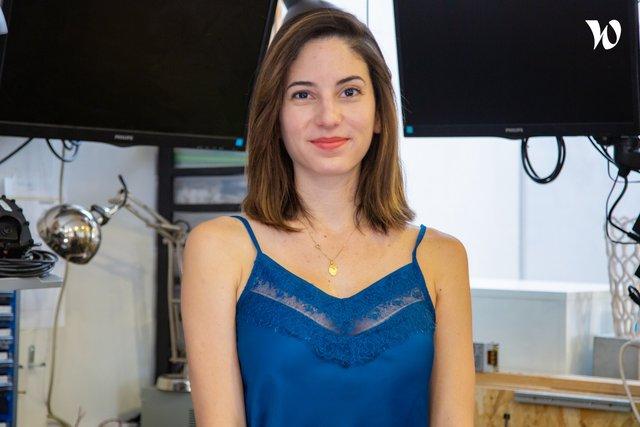Rencontrez Marcela, Chef de projet AI  - Upciti