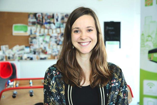 Rencontrez Margot, Trade Marketing Manager - FlixBus