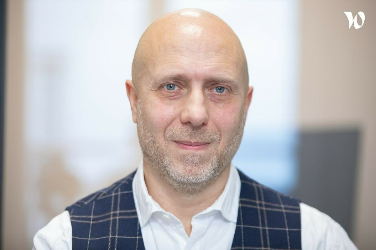 Rencontrez Christophe , Manager Cybersécurité - VONA