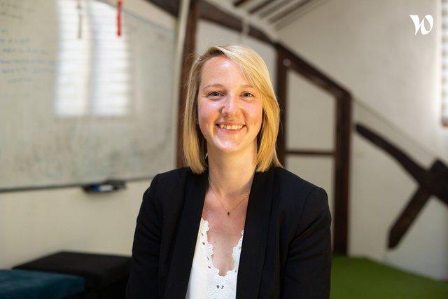 Rencontrez Coralie, Consultante Senior - Greenworking