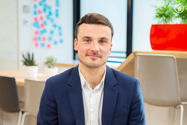 Rencontrez Antoine, Consultant - Office Team - Robert Half France