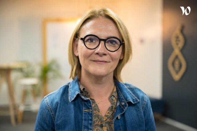 Rencontrez Sylvie, Directrice - IoT Valley