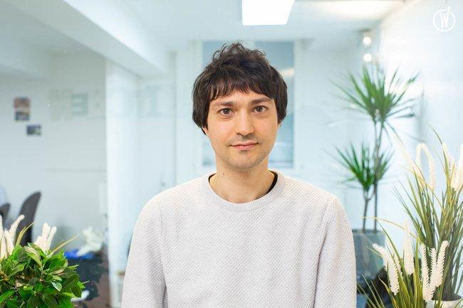 Rencontrez Raphaël, Architecte Technique  - Ouidou Consulting