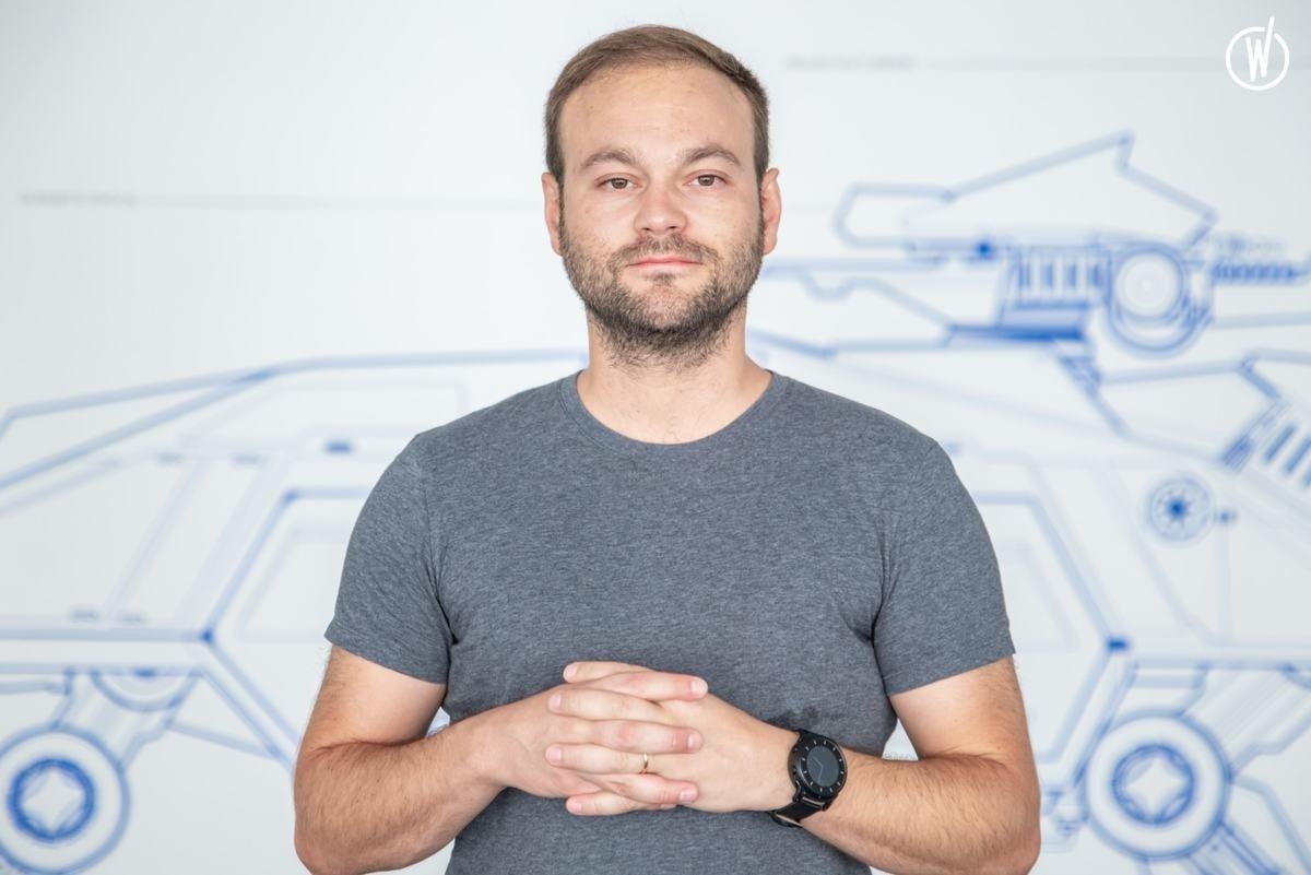 Rencontrez Nicolas, CEO - Life Plus