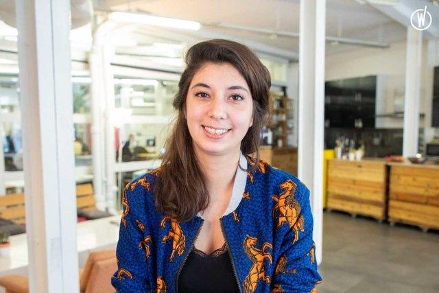 Rencontrez Maud, Responsable du programme Energies4Climate - makesense