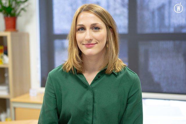 Rencontrez Constance, Educatrice coordinatrice - Unité précoce 0/4 ans - Pôle autisme Paris - Vivre et devenir
