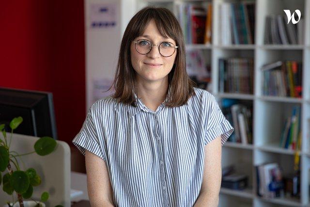 Rencontrez Tiphaine, Journaliste (Numérique, Paris) - Contexte