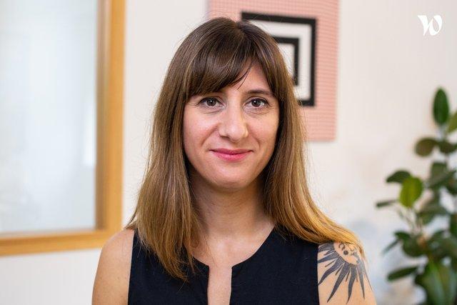 Rencontrez Elodie, Coordinatrice de production - Dix Septembre