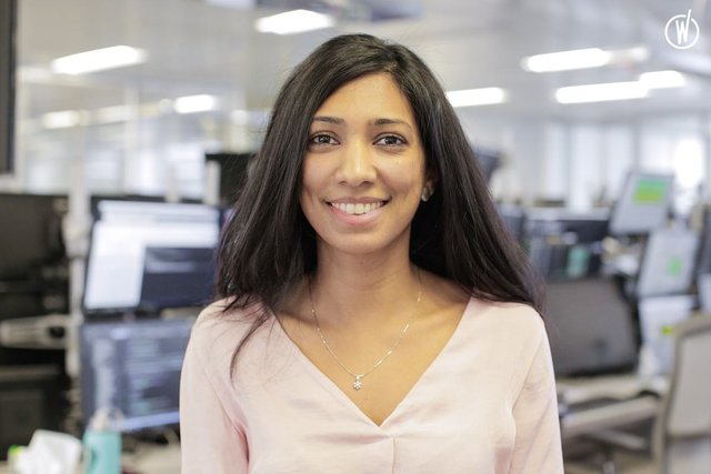 Rencontrez Farida, Financial Operations Senior - ABC arbitrage