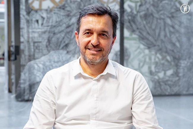 Rencontrez Frédéric, CEO - YuzzitPro