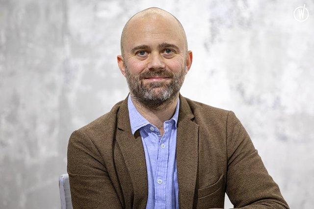 Rencontrez Sébastien, Chef d'entreprise - Rouchon Paris