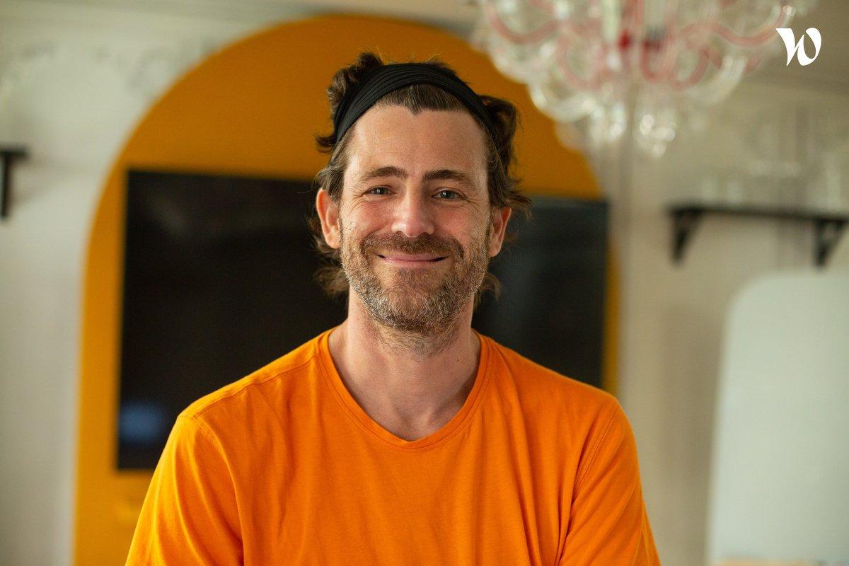 Rencontrez Alfonso, Project Manager - Wojo
