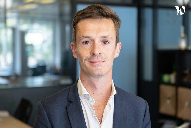 Rencontrez Thibault, Business Manager - Ovalo