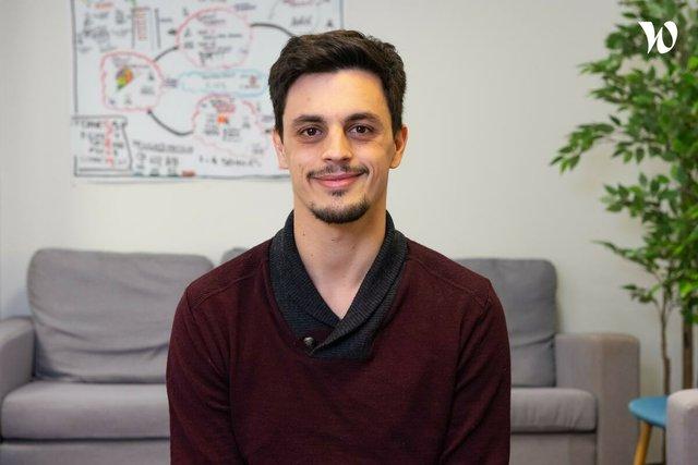 Rencontrez Damien, Développeur - Primobox