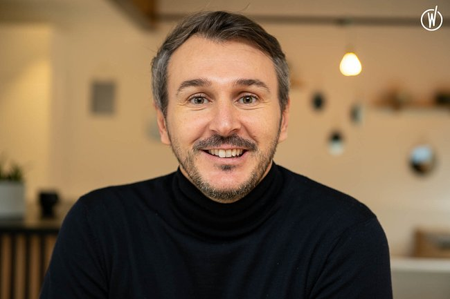 Rencontrez Florian, Co-founder - Easy Partner