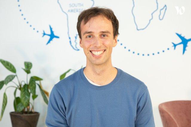 Rencontrez Clément, CTO et Cofondateur - Fifty