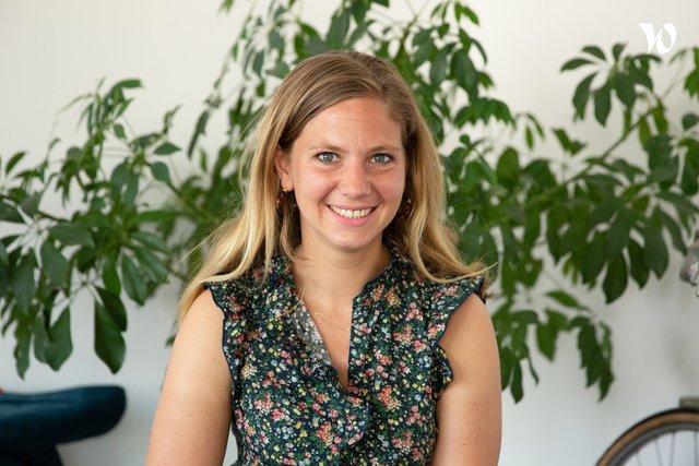 Rencontrez Hortense, Responsable Marketing et Stratégie - Enneo