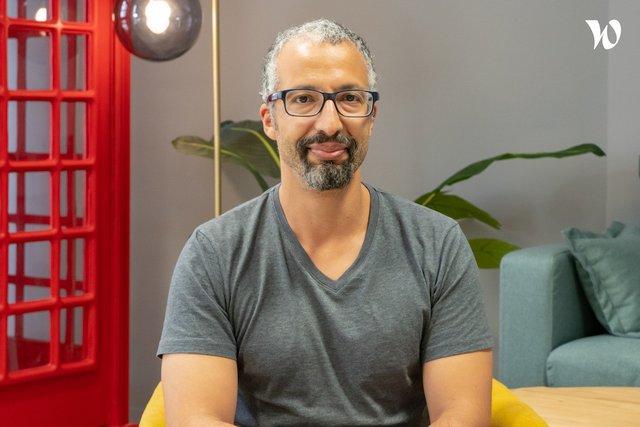 Rencontrez Ouissem, Senior Lead Developer - Effy