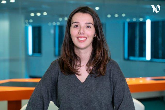 Rencontrez Perrine, Alternante ingénieur SI - Bouygues Telecom