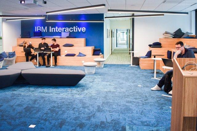 linkedin - IBM Interactive