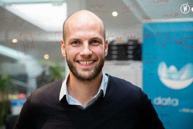 Rencontrez Thibault, Cofounder & CEO - Linkvalue
