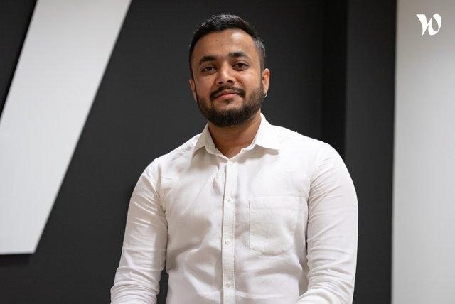 Rencontrez Sunil, SFCC Developer - Valtech