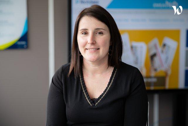 Rencontrez Anne-Laure, Commerciale Sédentaire - Tech Data