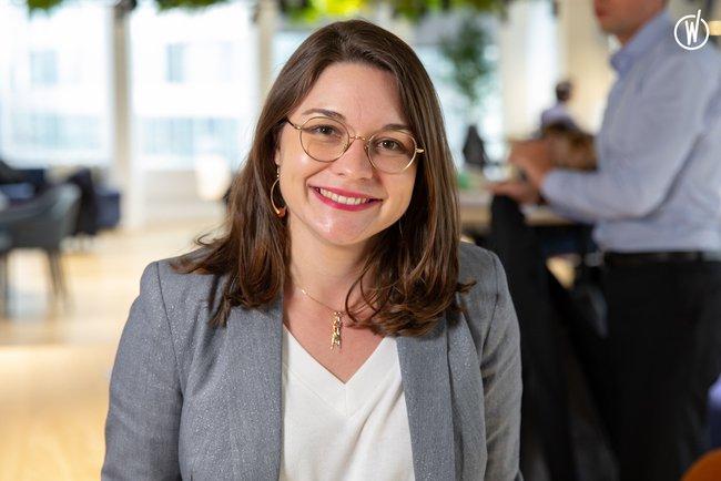 Rencontrez Anne Sophie , Account Manager - Wavestone
