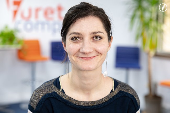 "Rencontrez Lucie ""Fur'Edito"", Responsable Communication et Marketing - Furet Company"