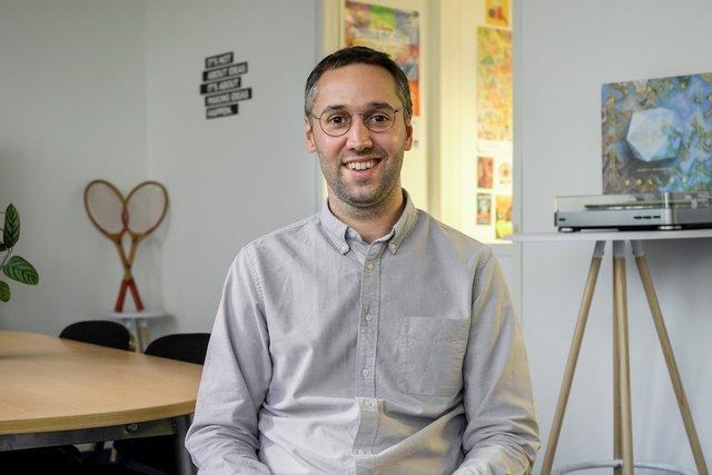 Rencontrez Guillaume, Co-fondateur - Klox