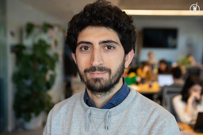 Rencontrez Ali, Consultant Stratégie Digitale & Data - Kynapse