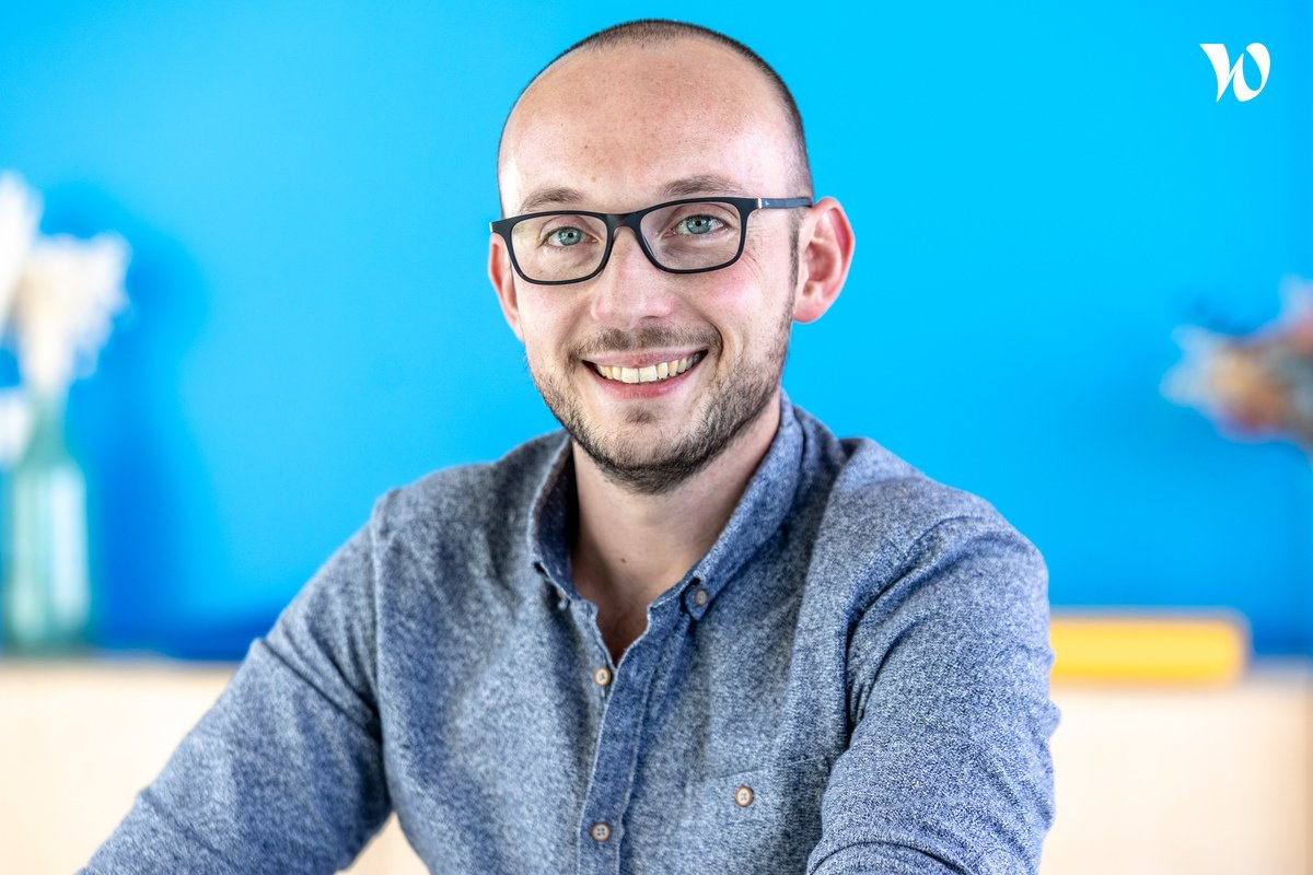 Rencontrez Florian, Engineering Manager - Cheerz