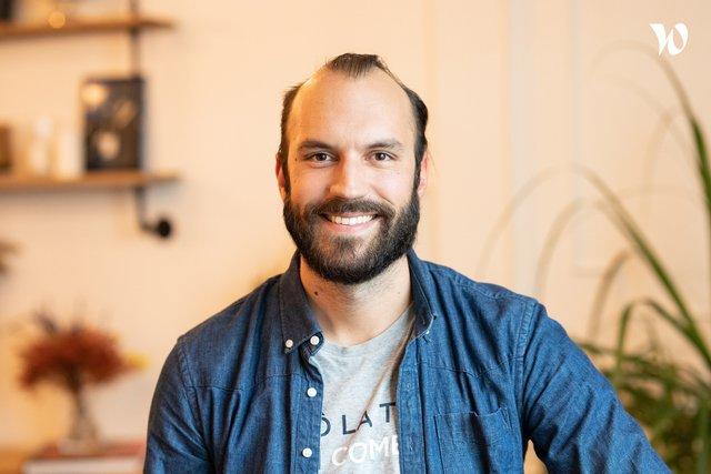Rencontrez Victor, Co fondateur - Comet Meetings