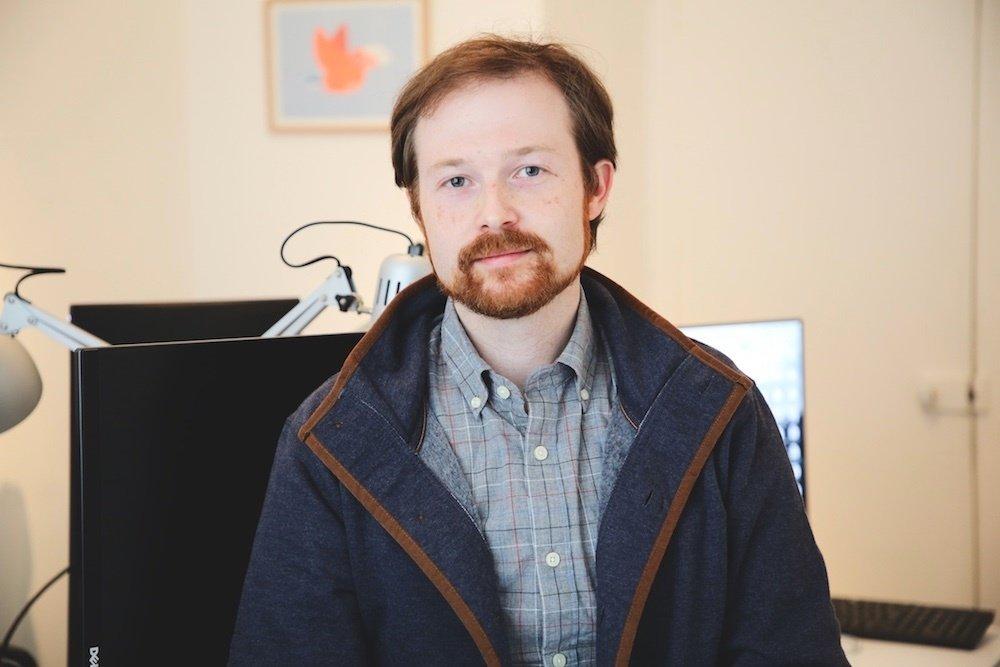 Meet Eric, Data Ninja - Owkin