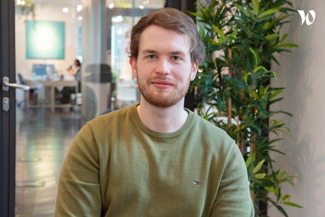 Rencontrez Julien, Product Owner - Monsieur Guiz