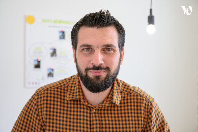 Rencontrez Raphaël, Responsable Commercial France - Biofuture