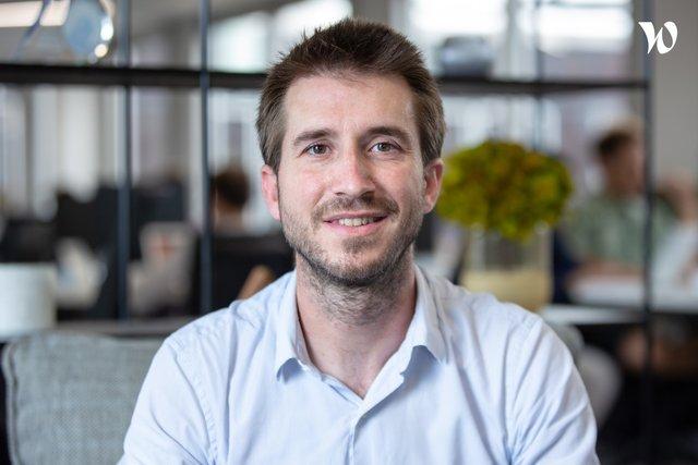 Conoce a Vincent, CEO et co founder - Deepki