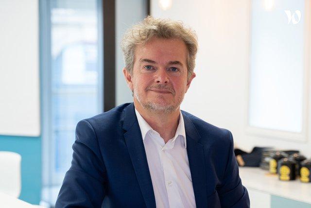 Rencontrez Pierre Germain, Associé & Fondateur - E-cube Strategy Consultants