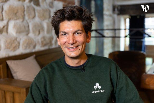 Rencontrez Erwan Le Méné, Co-fondateur et Président - EcoTree