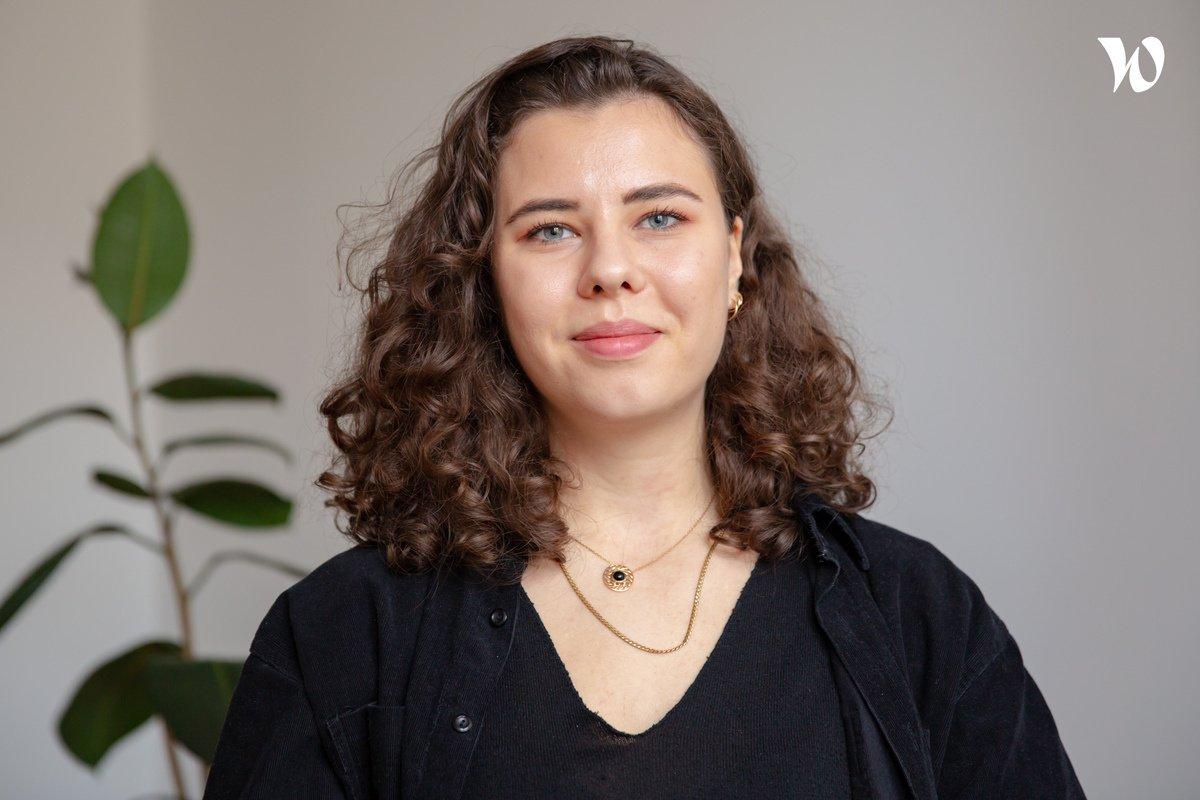 Rencontrez Lise, Product Manager - Foodvisor
