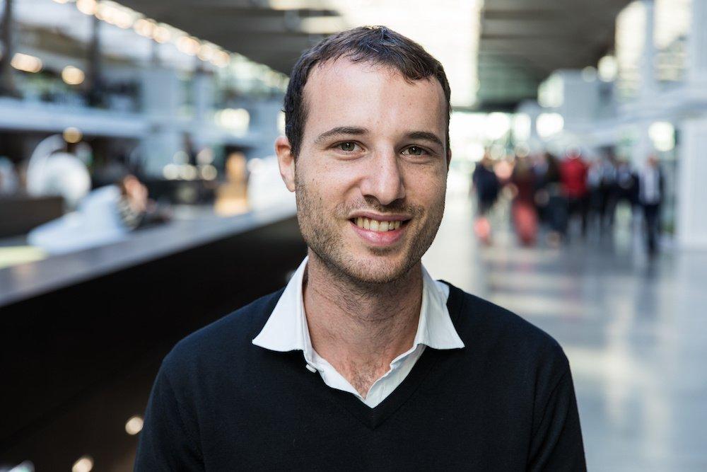 Rencontrez Grégoire, CEO - Simundia