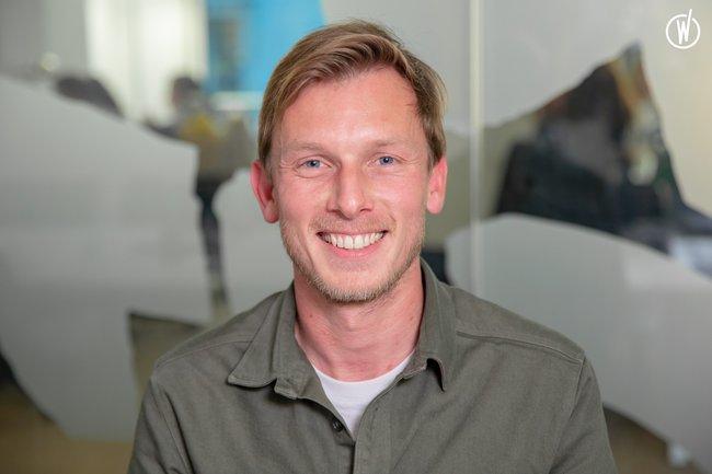 Rencontrez Nicolas, Media Trader - ZBO Media