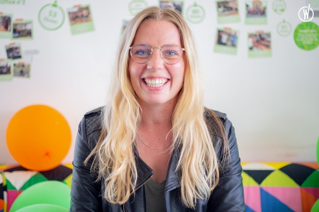 Rencontrez Elise, HR Manager - FlixBus