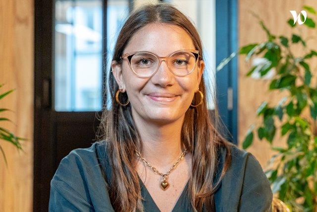 Rencontrez Clémence, Head of Marketing - Admo tv