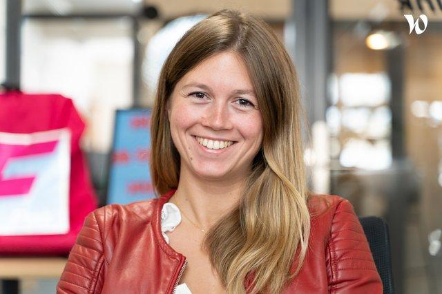 Rencontrez Caroline, Regional Manager - Flink